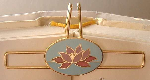 Easy Book Clip - See Medallion Designs